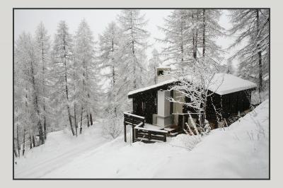 chalet location de vacances les orres